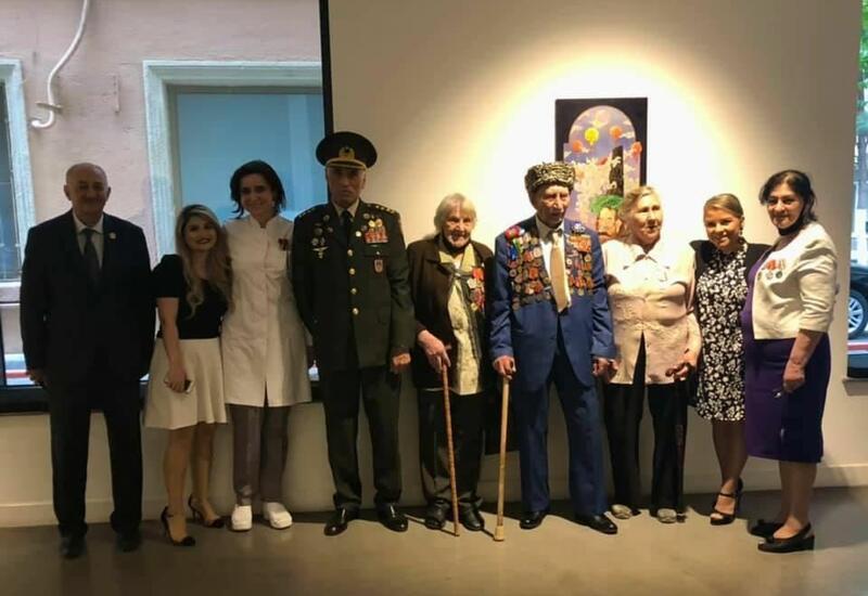 Компания Gazelli Group необычно поздравила ветеранов Второй мировой войны