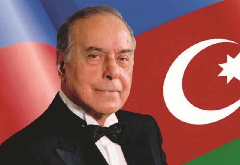 Гейдар Алиев построил наш общий дом под названием Азербайджан!