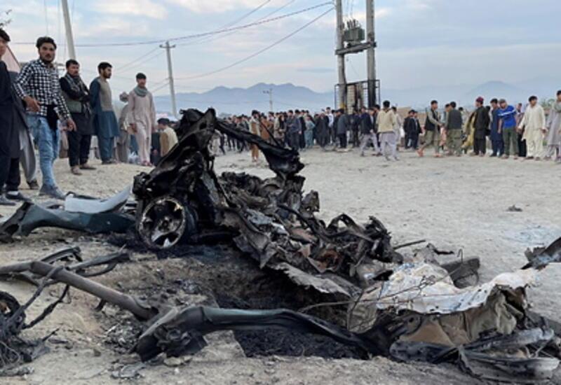 58 человек погибли в результате взрывов у школы в Кабуле