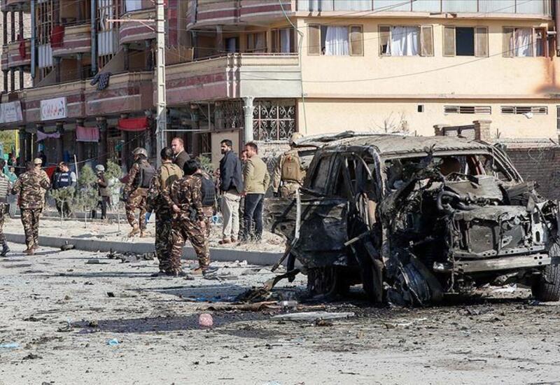 Кто стоит за взрывом в Кабуле?