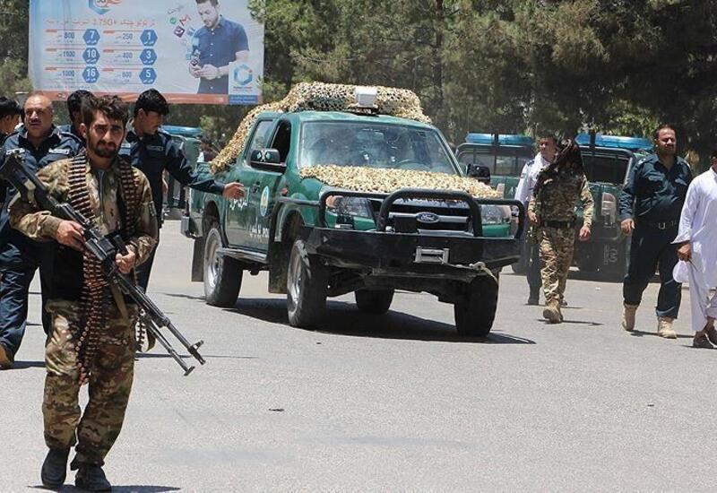 В результате атаки талибов в Афганистане погибли 7 полицейских