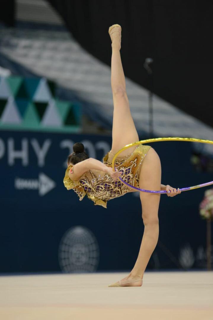 Стартовал заключительный день соревнований Кубка мира по художественной гимнастике в Баку – азербайджанские грации в борьбе за медали