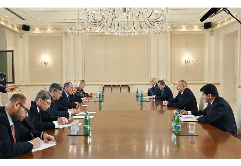 Президент Ильхам Алиев: Заявления, попахивающие реваншизмом, очень опасны, и в первую очередь для армянской стороны