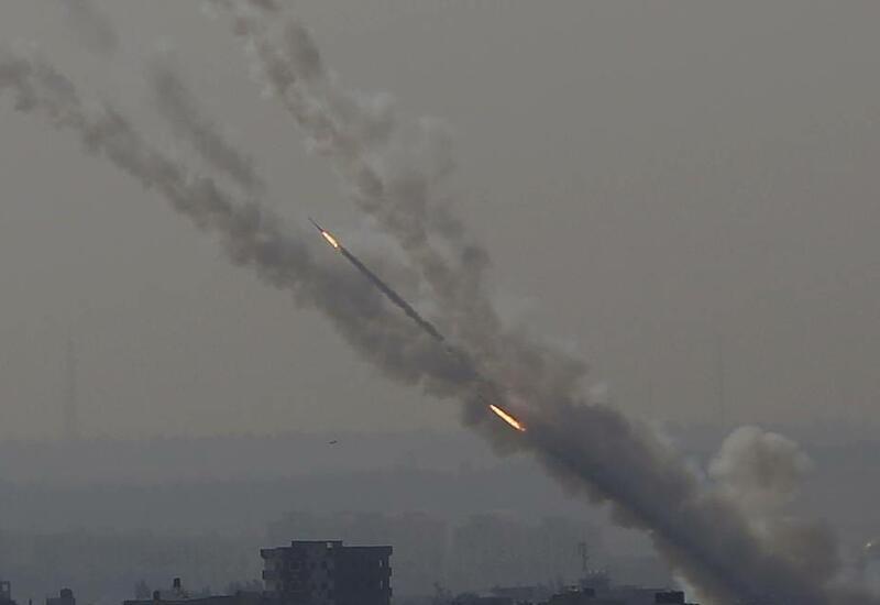 Из сектора Газа выпустили более 45 ракет по Израилю