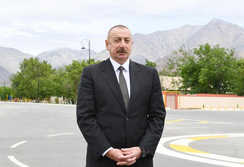 Президент Ильхам Алиев: Политическая мудрость великого лидера Гейдара Алиева разрушила все планы армян и тандема НФА-Мусават