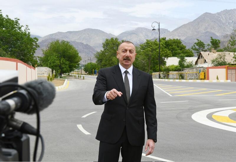 Президент Ильхам Алиев резко раскритиковал заявления МИД Канады и Франции: Идите и занимайтесь своими делами