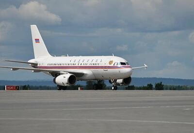 Армения переправила в Грузию военную контрабанду на президентском самолете - сенсационные факты - ФОТО