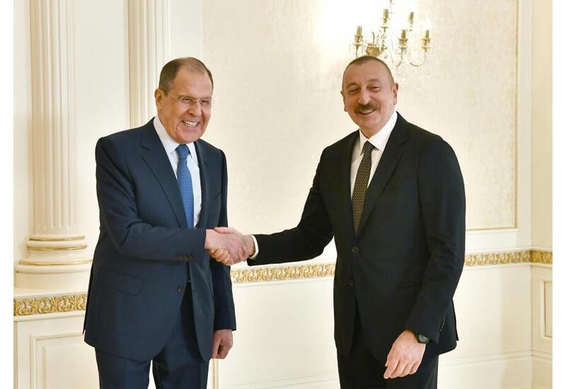 Президент Ильхам Алиев: Азербайджан проявляет добрую волю в вопросах, связанных с гуманитарной проблематикой