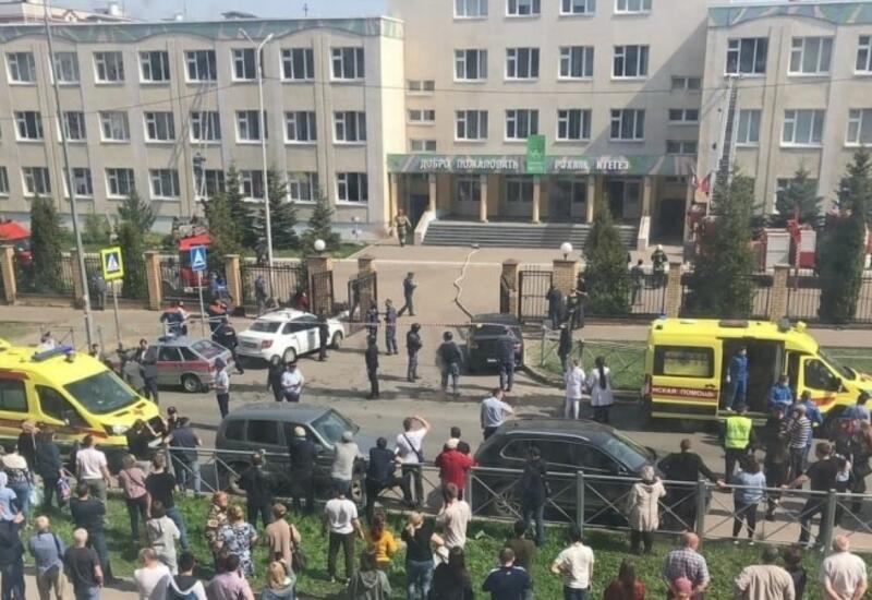 Семьи погибших при стрельбе в казанской школе получат по 1 млн рублей