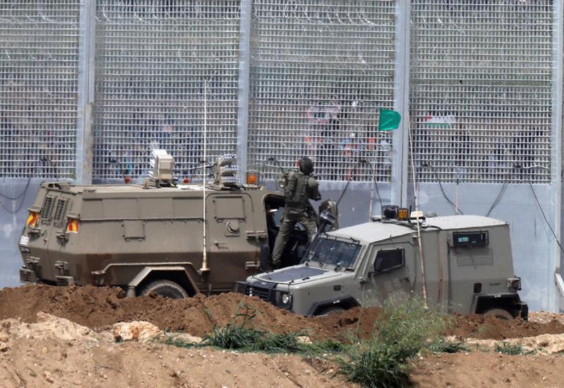 Израиль закрыл доступ в сектор Газа для иностранных журналистов