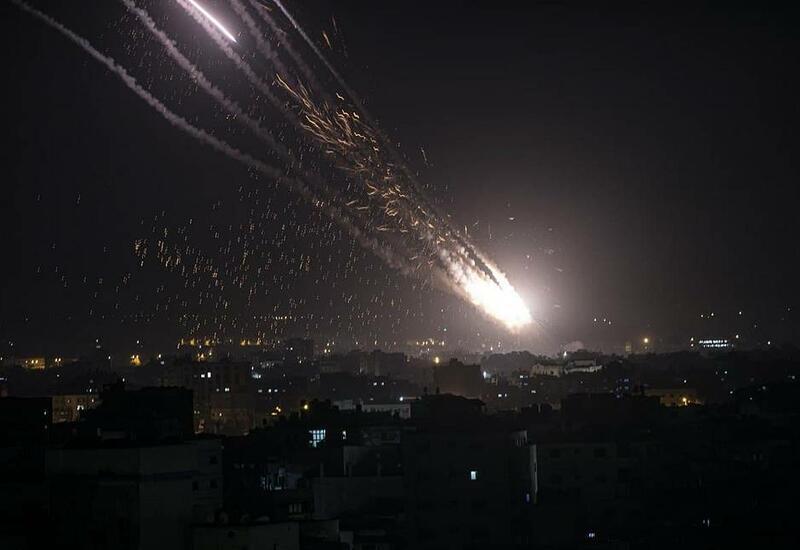 В Израиле заявили, что радикалы из Газы выпустили по стране 200 ракет