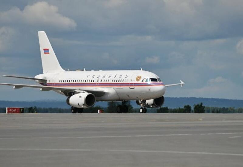 Армения переправила в Грузию военную контрабанду на президентском самолете