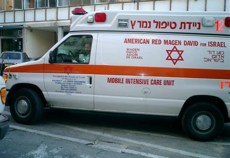 Израиль сообщил о ранении шести граждан выпущенной из Газы ракетой