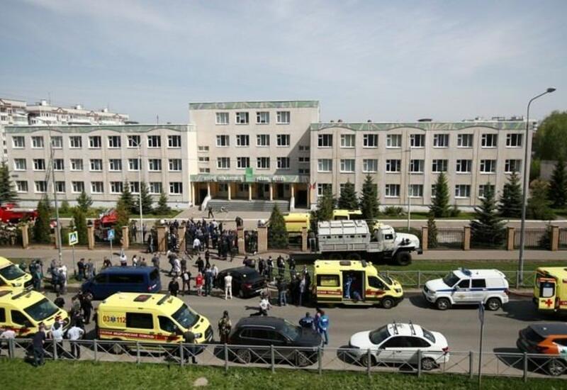 Стало известно, где напавший на школу в Казани приобрел оружие
