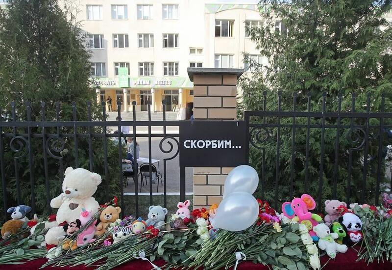 Власти Татарстана возьмут на себя похороны погибших при стрельбе в школе