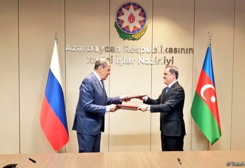МИД Азербайджана и России подписали план консультаций на 2021–22 гг.