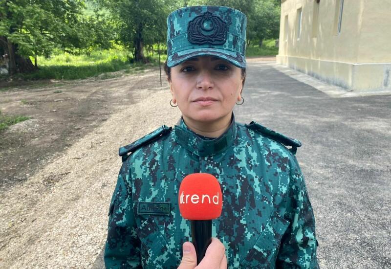К концу мая откроется еще шесть воинских частей ГПС на границе с Арменией