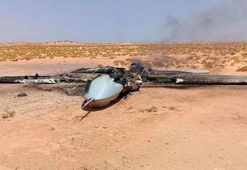 Беспилотник со стороны сектора Газа сбили в воздушном пространстве Израиля