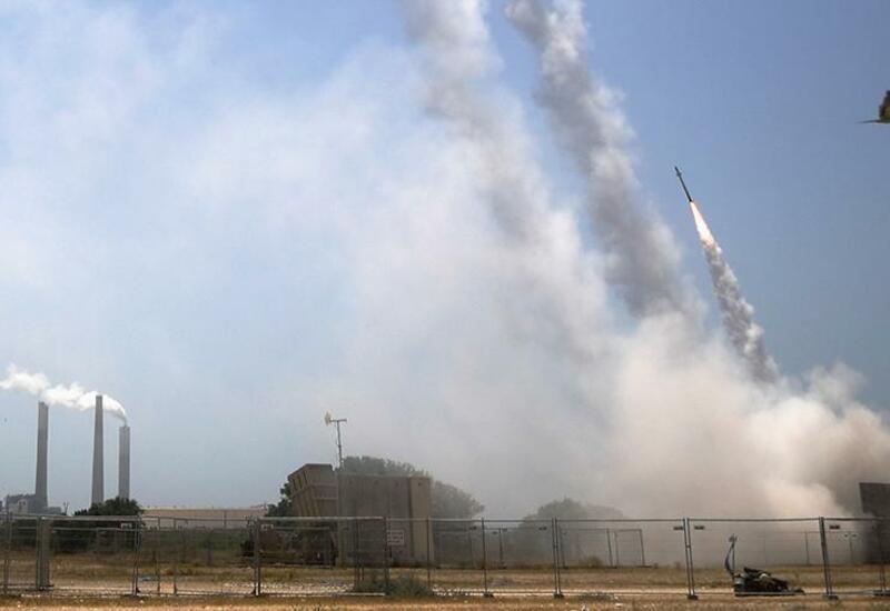 Более 1 тыс. ракет выпустили из сектора Газа по территории Израиля с начала обстрелов