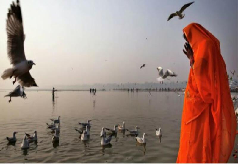 В Индии из реки Ганг выловили тела 96 человек