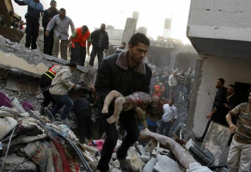 Жертвами ударов Израиля по сектору Газа стали 35 палестинцев