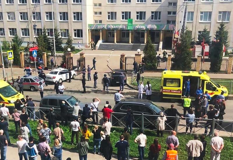 Власти Татарстана оценили действия учителей во время нападения на школу