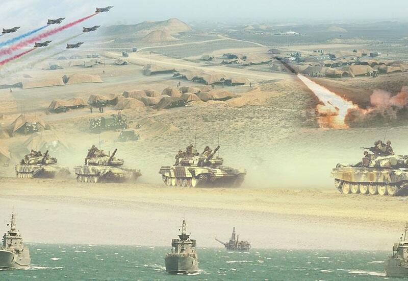 Азербайджан начинает масштабные военные учения