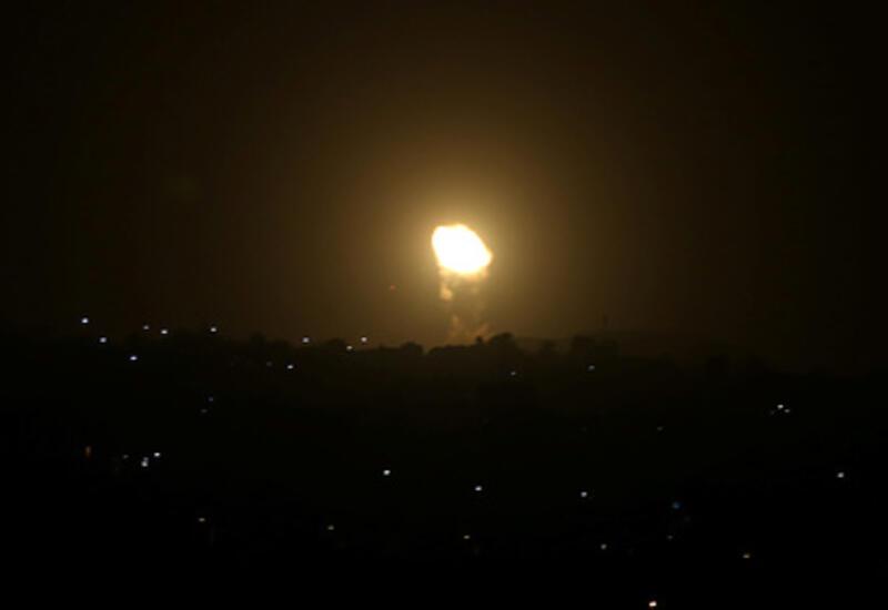 ХАМАС запустило ракеты неподалеку от ядерного центра Израиля