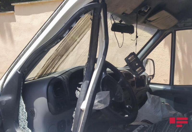 В Джалилабаде перевернулся автомобиль, есть погибший и пострадавшие
