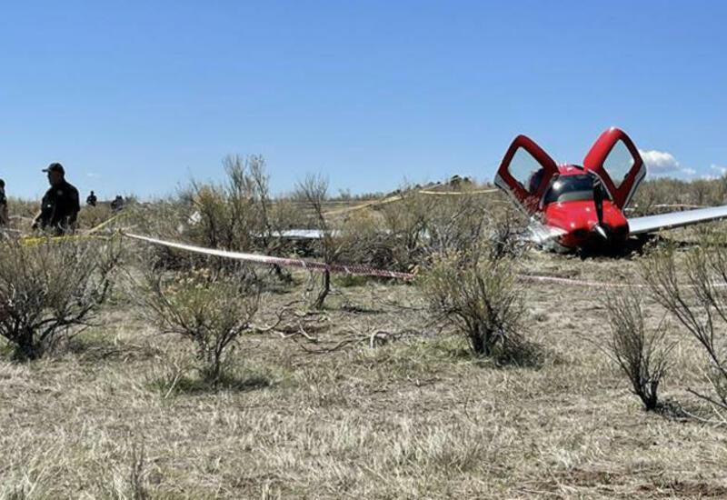 В США столкнулись 2 самолета