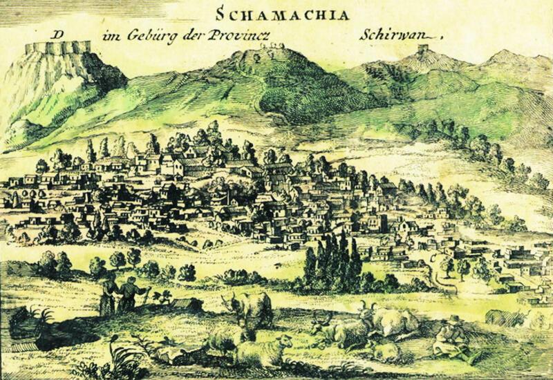 Шемаха: история названия и возникновения древнего города