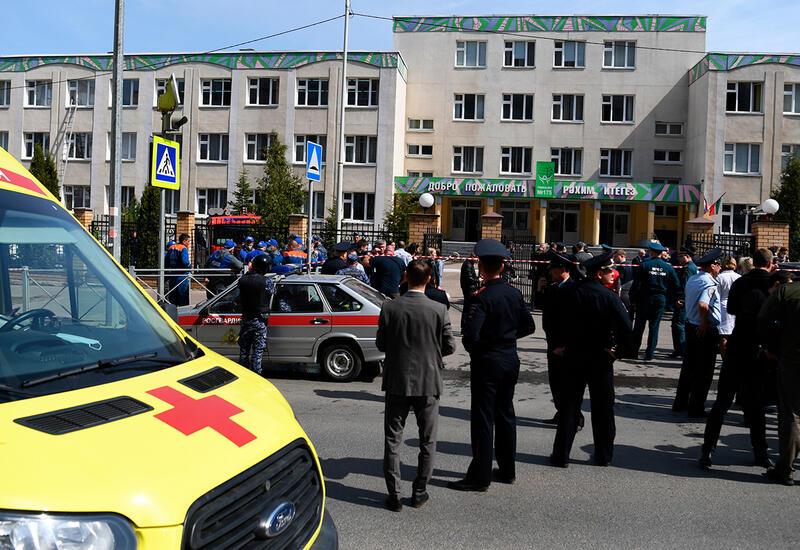 Директор казанской школы, в которой была стрельба, объяснила отсутствие охраны