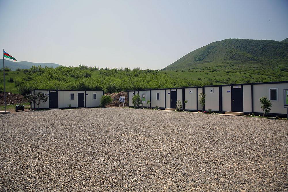 В освобожденном Карабахе введены в эксплуатацию 20 воинских частей