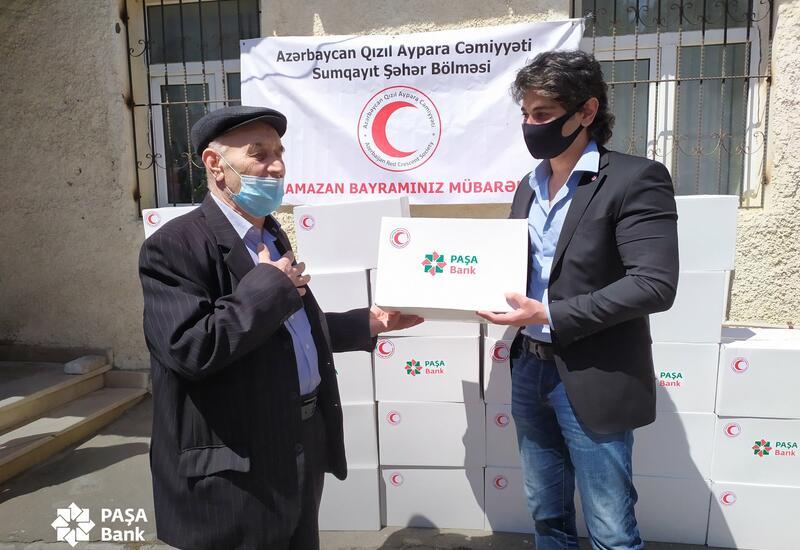 """""""PAŞA Bank""""dan Ramazan bayramı münasibətilə xeyriyyə təşəbbüsü"""