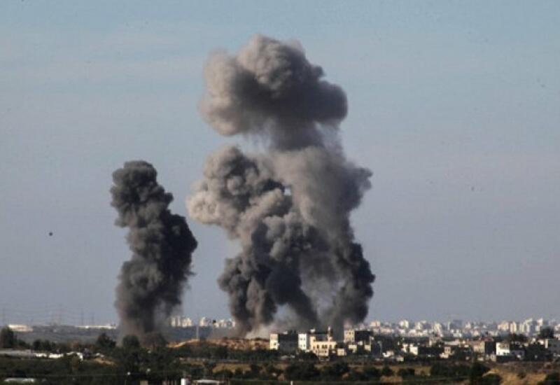 Армия Израиля сообщила об ударе по оружейному цеху в секторе Газа