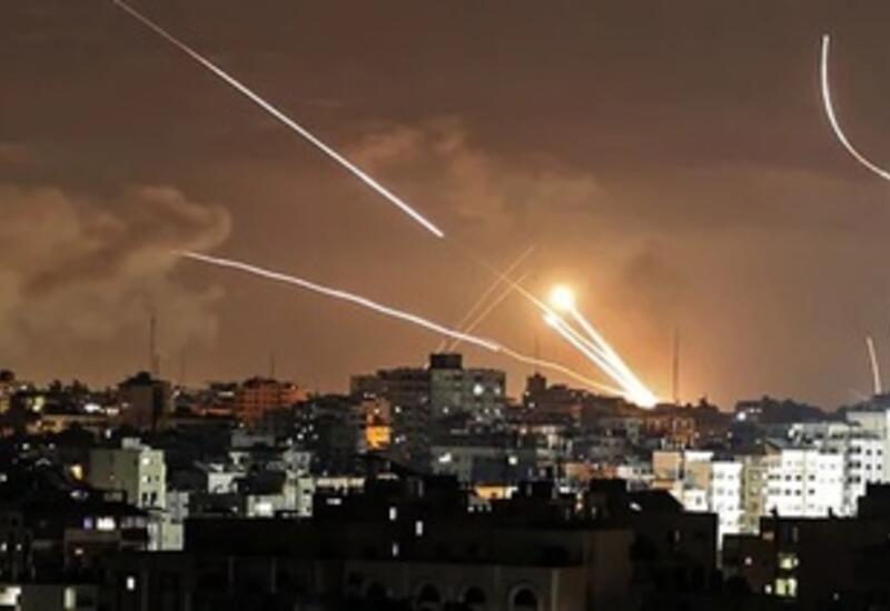 ХАМАС ударил по химзаводу в Израиле