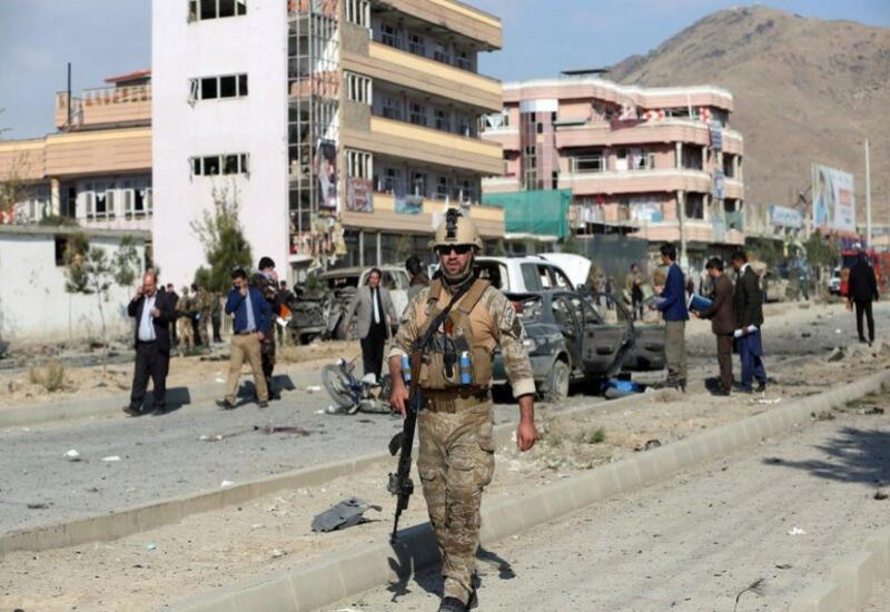 В мечети в Афганистане прогремел взрыв,