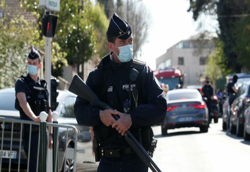Во Франции задержали убийцу двух человек