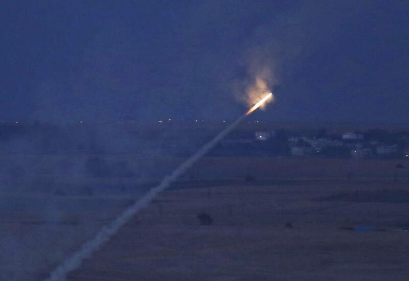 Из Сирии в сторону Израиля выпущены три ракеты
