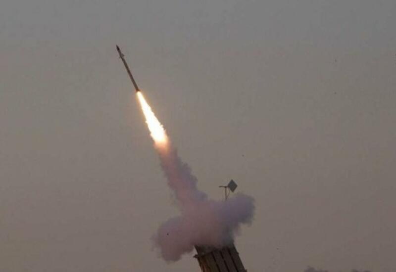 Три ракеты выпустили из Сирии в сторону Израиля