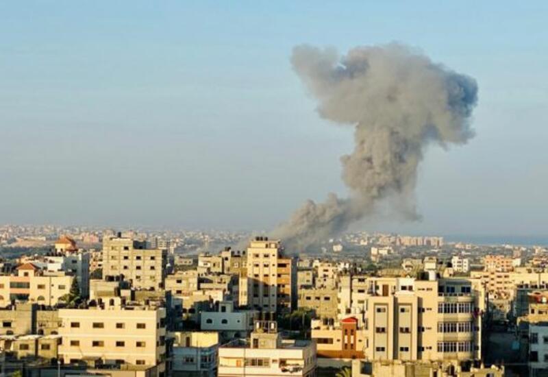 Армия Израиля сообщила, что ударила по боевикам ХАМАС, запускавшим БПЛА с взрывчаткой