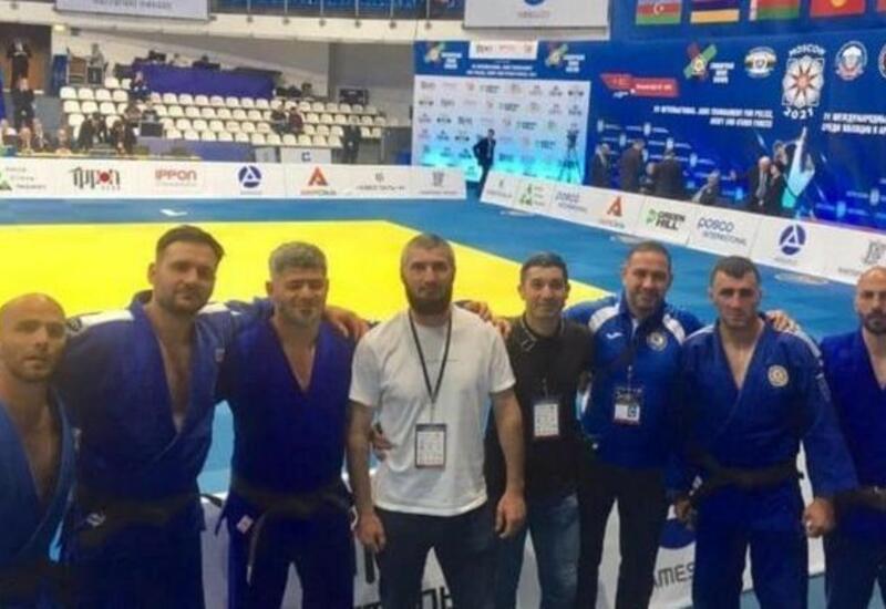 Команда Азербайджана по дзюдо разгромила армян – 5:0
