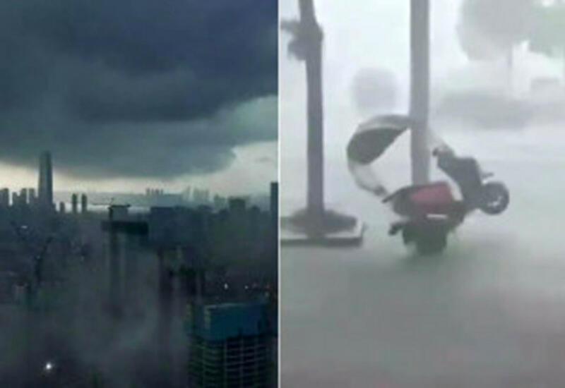 Шесть человек погибли, 218 пострадали из-за торнадо в Ухане
