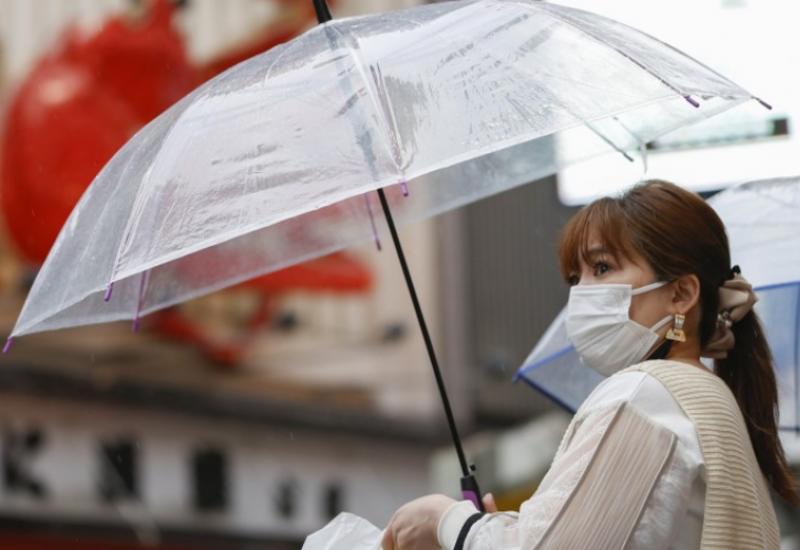 В Японии зафиксировали рекордное число зараженных коронавирусом в тяжелом состоянии