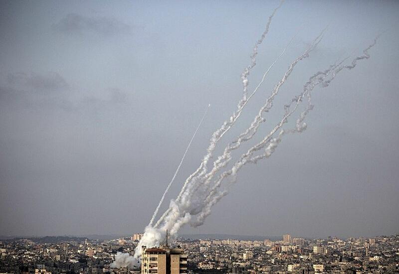 Более 2,8 тыс. ракет выпущено по Израилю из Газы с начала обстрелов