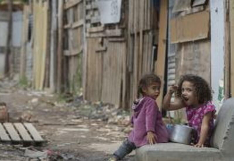 Бразилия страдает от наводнений