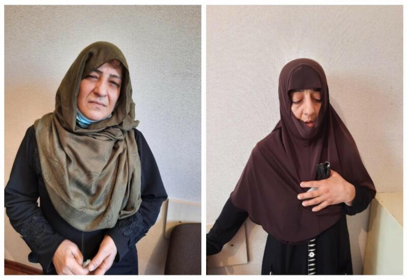 В Баку задержаны сестры, занимавшиеся кражами в автобусах