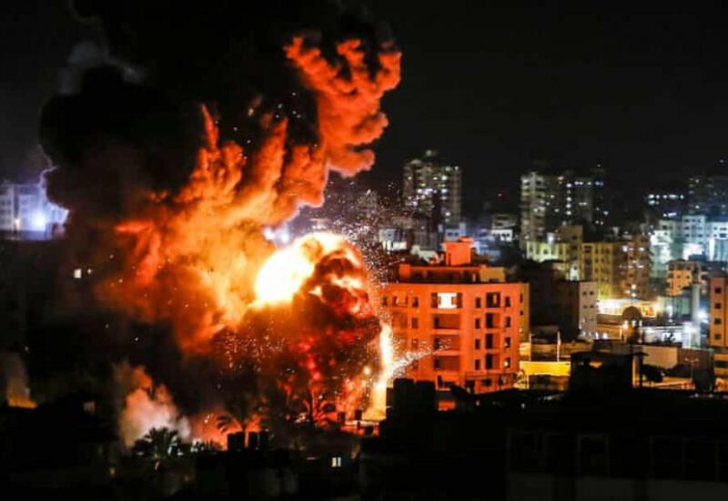 Растет число погибших в столкновениях между Израилем и Палестиной