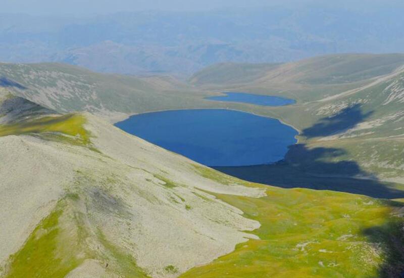 Озеро Гарагель не станет вторым Севаном