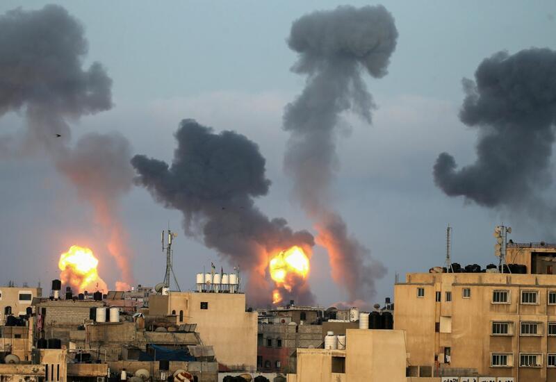 Военно-политический кабинет Израиля не обсуждал перемирие в секторе Газа
